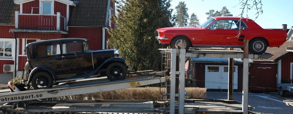 Auktion i Karlskoga i juni!