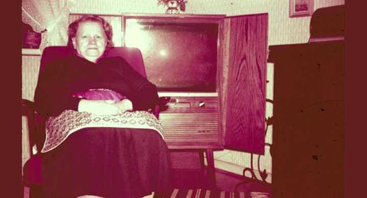 Färg-TV 1960