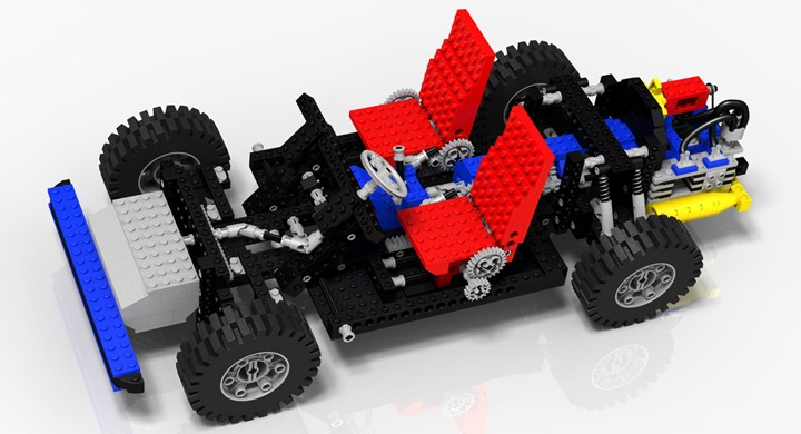 Lego-nostalgi