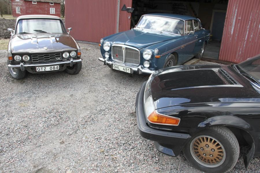 Rover 3500: Släktträff!