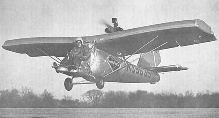 Underbara uppblåsbara... flygplan!