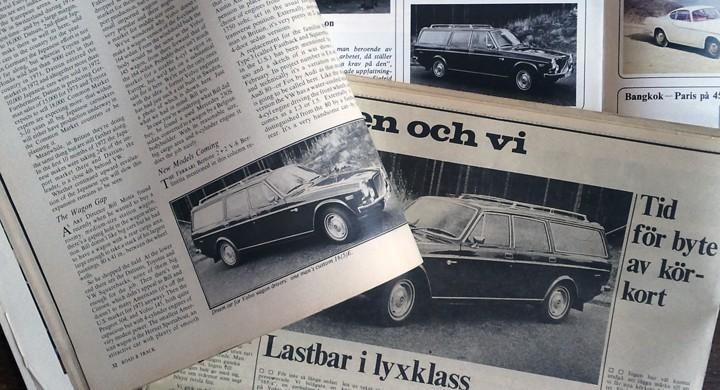 Pressröster om Volvo 165