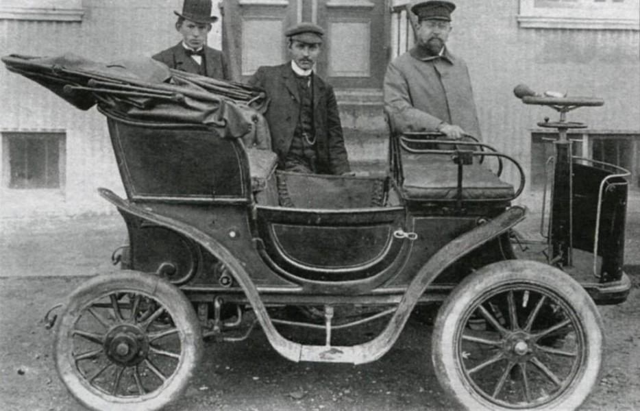 Einn júnídagur i Reykjavik 1904