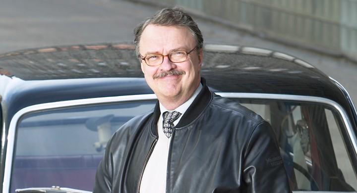 Kjell Broberg död
