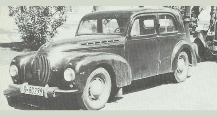 Bilen från Barcelona - Eucort