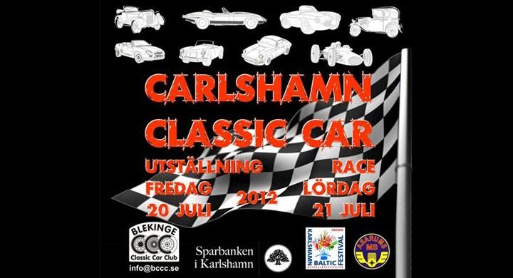 Inför Carlshamn Classic