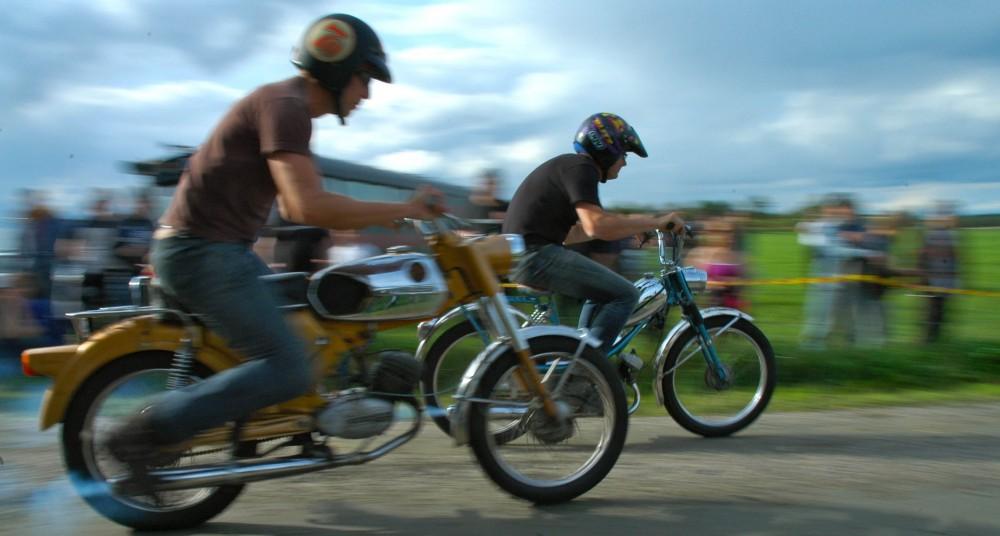 Moped – ny tidning från Klassiker!