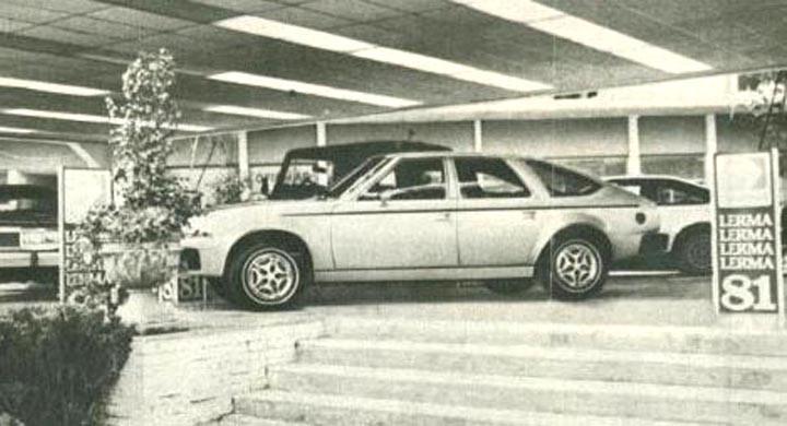 American Motors söder om Rio Grande.