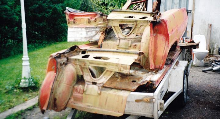 Itusågade Impalan