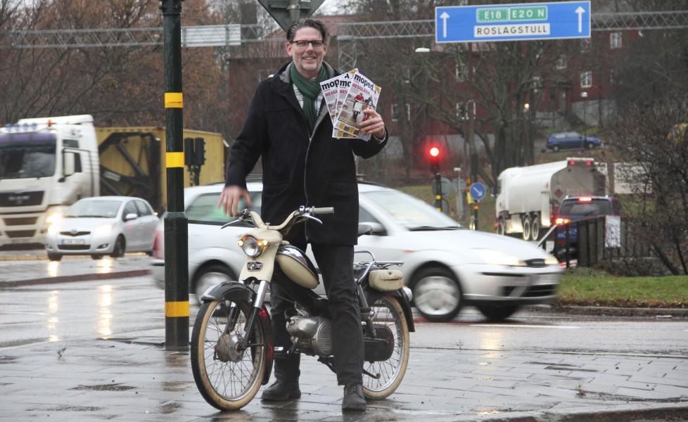 Novemberlycka: Klassiker Moped här!