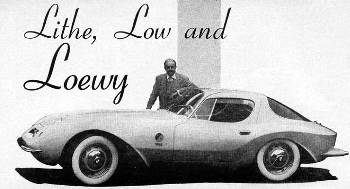 Loewy lokomotiv och logotyper
