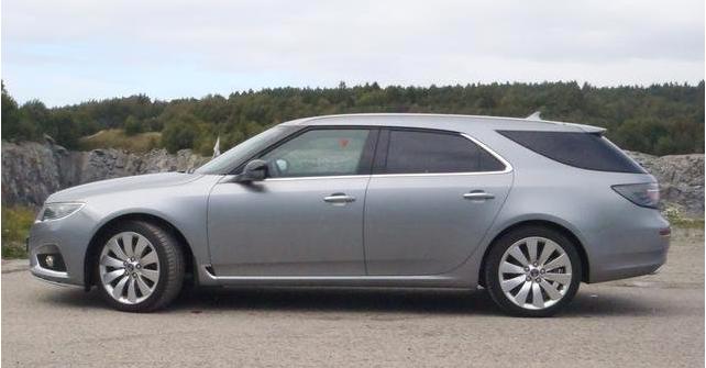 Sista chansen att köpa en ny Saab?!