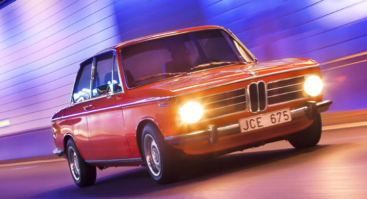 Årets klassiker-kandidat 3: BMW 2002