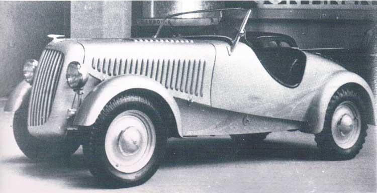 Opel Terrängsportbil