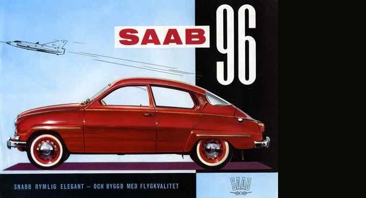 Sveriges populäraste Saab!