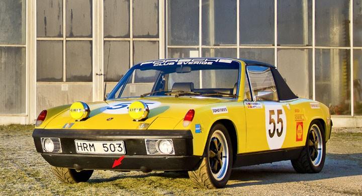 Årets Klassiker-kandidat 8: VW-Porsche 914