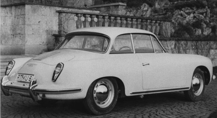 Wendlers mystiska Porsche