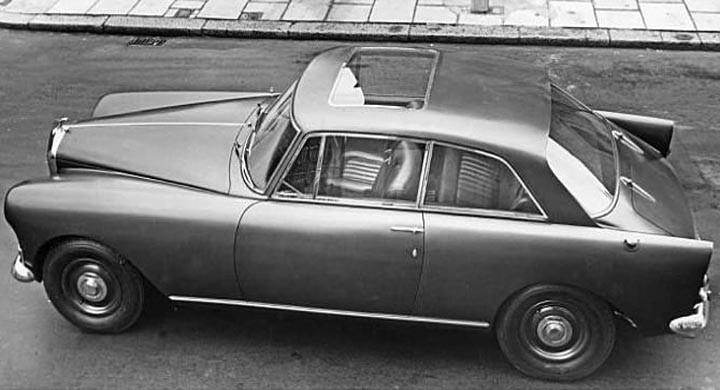 McLeods märkliga Bentleys