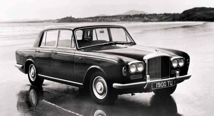 I Silver Shadows skugga, Bentley T