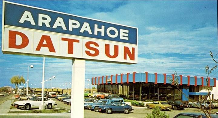Arapahoe Datsun
