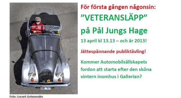 Veteransläpp