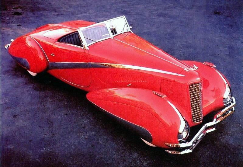 Den otroliga Hartmann-Cadillacen