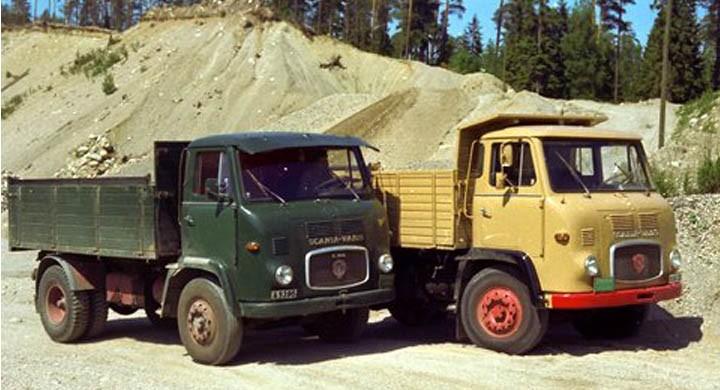 Snygga Scania