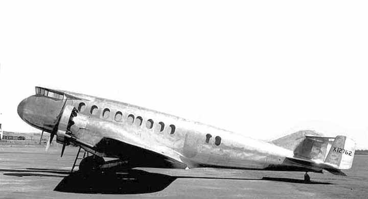 Flygplanet som blev filmstjärna