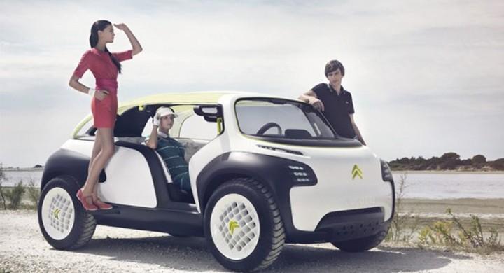 Citroën Retro