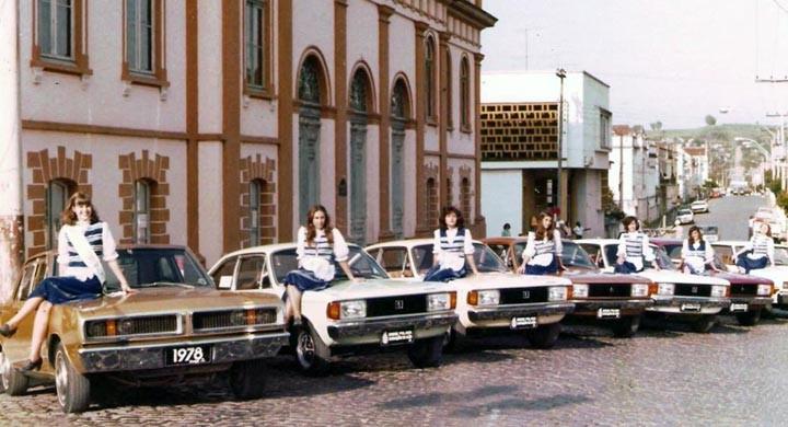 Dodge i Taquara 1978
