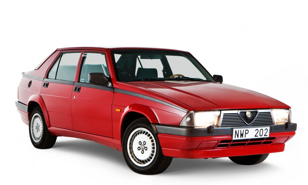 Alfa 75 1985–1992