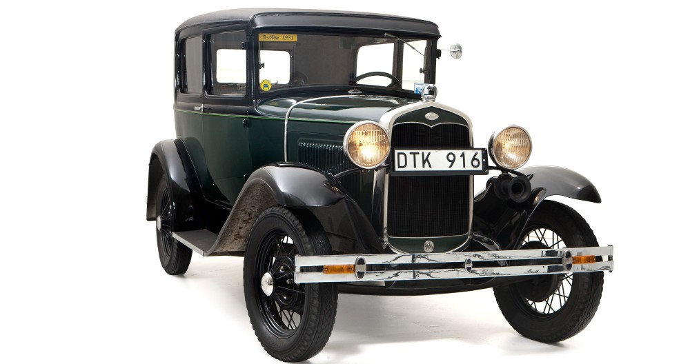 A-FORD 1928-31