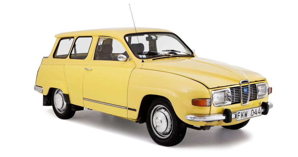 Saab95/96V4 1967–80