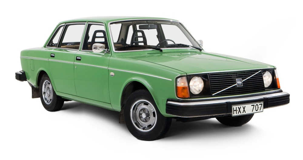 Volvo 240 1975–1993