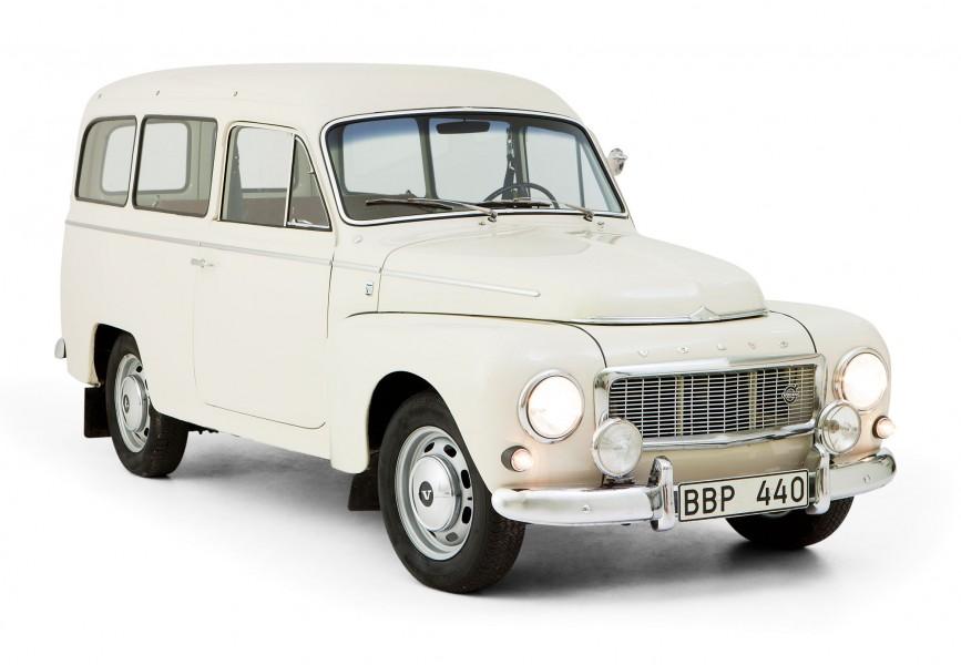 Volvo Duett 1953–1969