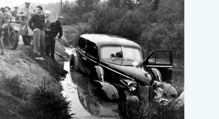 I Kungens kurva 1946
