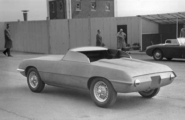 Vauxhalls sportbilsförsök