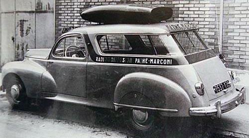 Nomad från Peugeot
