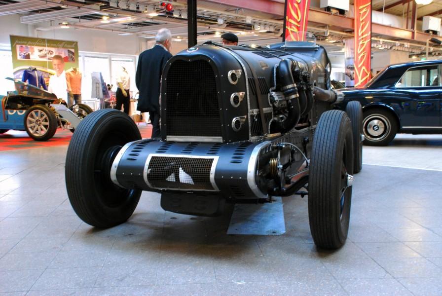 Glenn Billqvists hemmabygge Il Drago Ruggente med Isotta-Fraschini Delta R C351 luftkyld V12 på 750 hästkrafter!