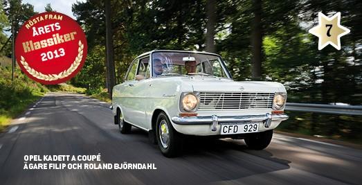 Klassikerkandidat #7 - Opel