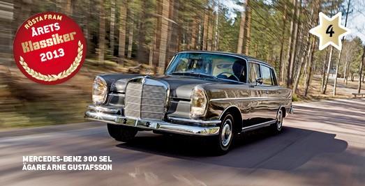 Klassikerkandidat #4 - Mercedes 300 SEL