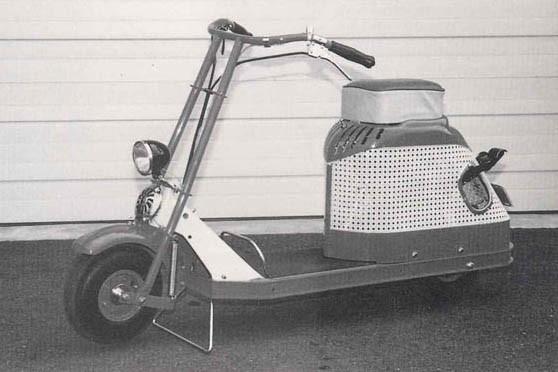 Rockolas Scooter