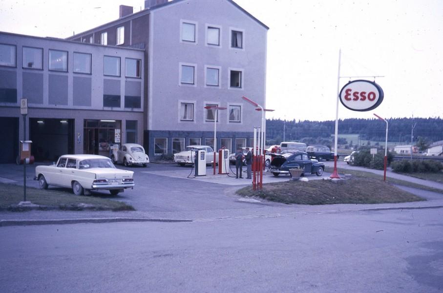 Esso: 1960-tal i Jakobsberg