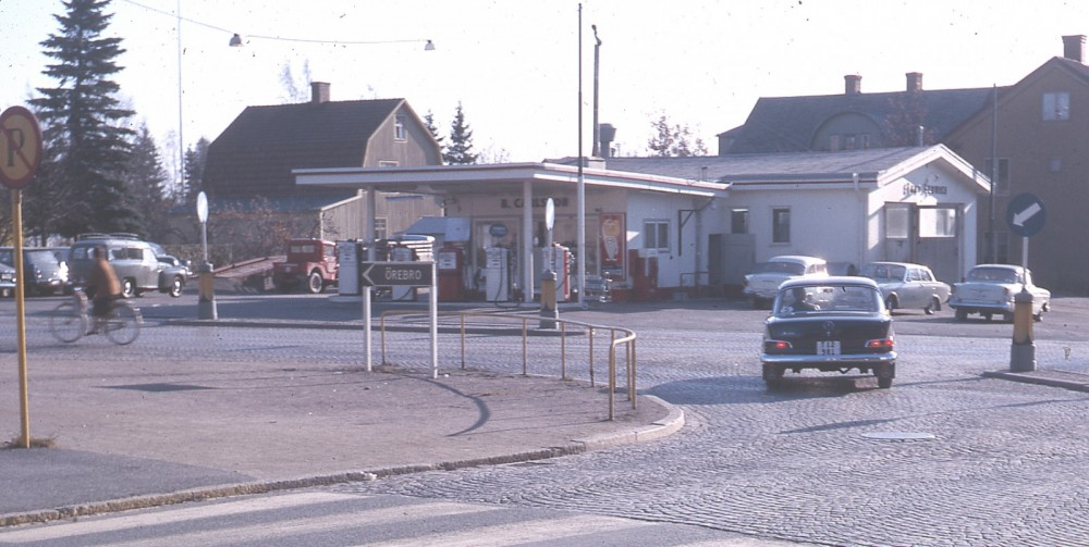 Esso: Kungsvägen Karlskoga
