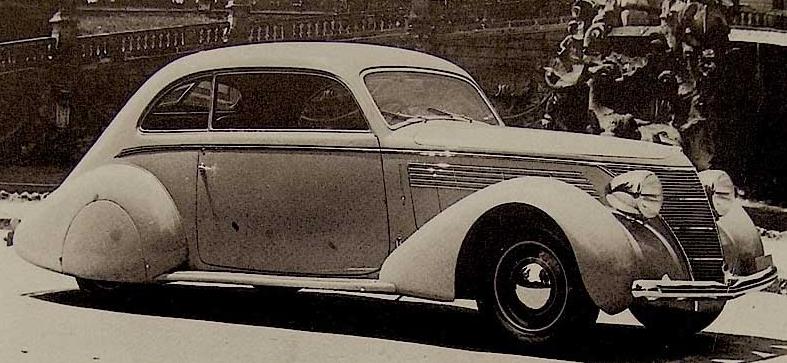 Föränderliga förunderliga Fiat - 1100 serie 1