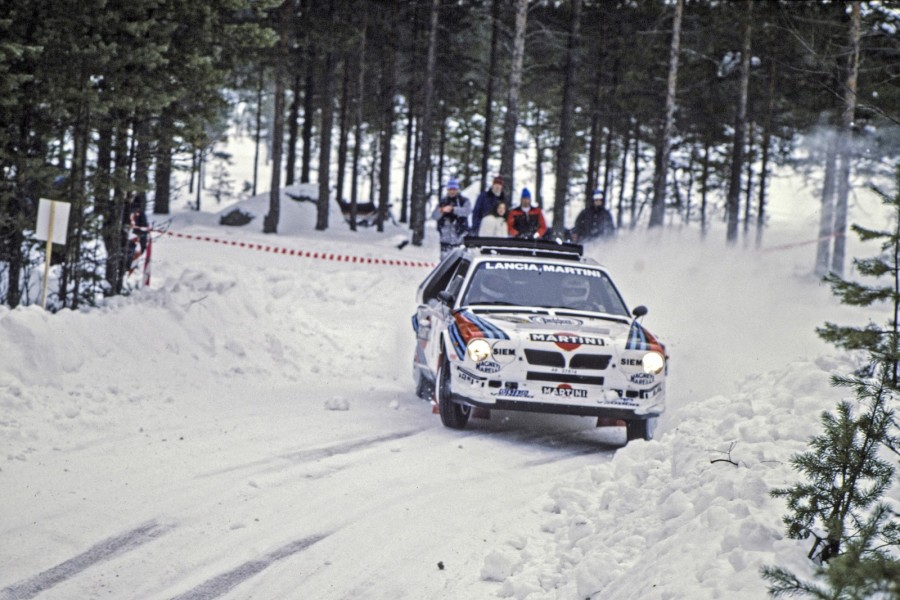 Henri Toivonen är en av de förare som porträtteras. Han hann dock förolyckas innan han blev världsmästare i sin Lancia Grupp B.