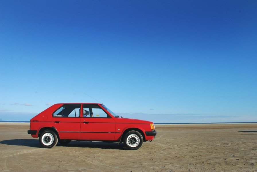 Chrysler Simca Horizon i Danmark,