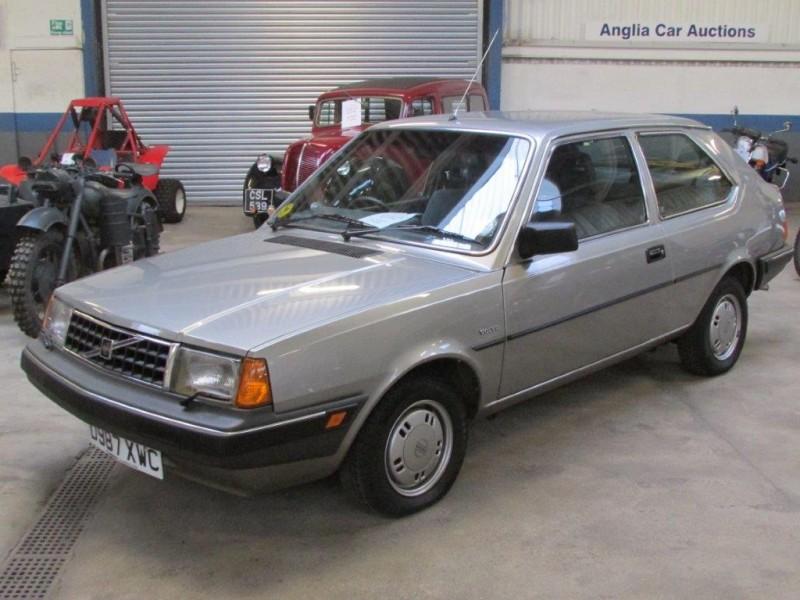 Volvo 340 var en bästsäljare i England.