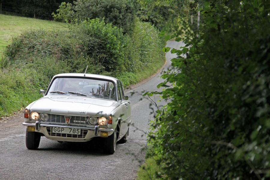 Rover 3500 i England,