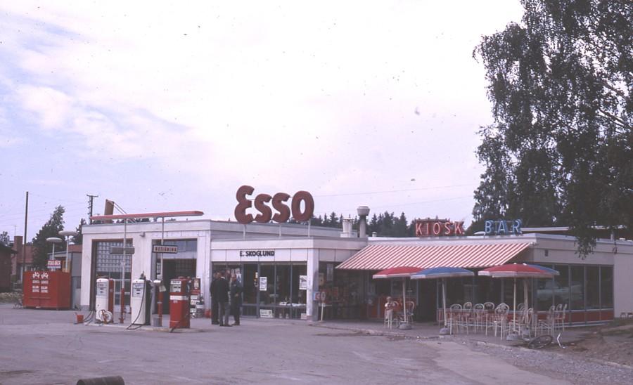 Esso: Eftermiddag i Irsta